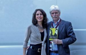 Marketingfachmann Rainer Prüm trifft Bestsellerautorin Anja Förster.