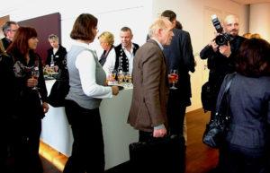 Marketingfachmann Rainer Prüm beim Tourismustag der Metropolregion Rhein-Neckar.