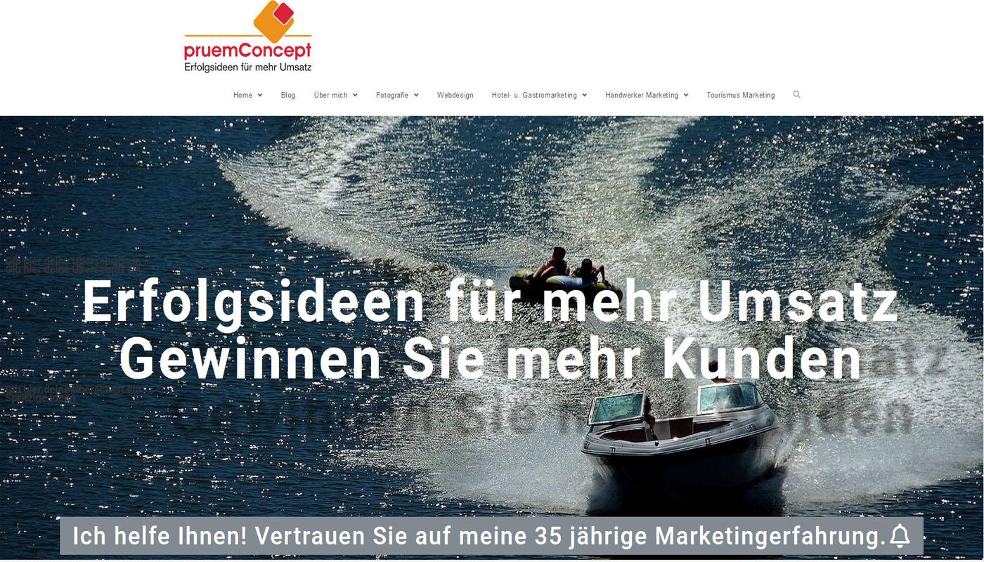 Endlich eine erfolgreiche, responsive Webseite? –  Zögern Sie nicht länger!