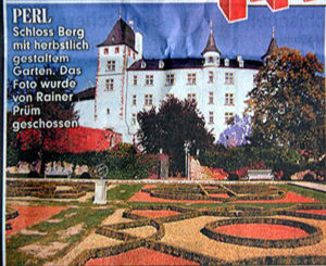 Auch BILD Zeitung kaufte schon Fotos von Marketingfachmann Rainer Prüm aus Merzig