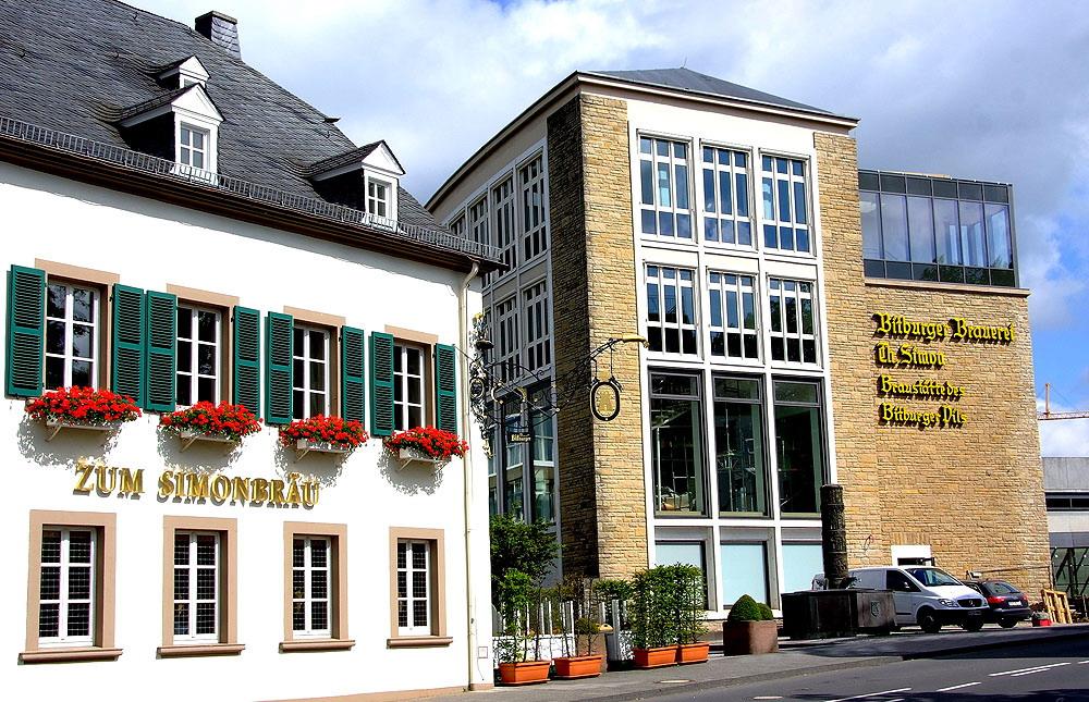 Marketingfachmann Rainer Prüm zu speziellen Internet-Gesprächen bei der Bitburger Brauerei.
