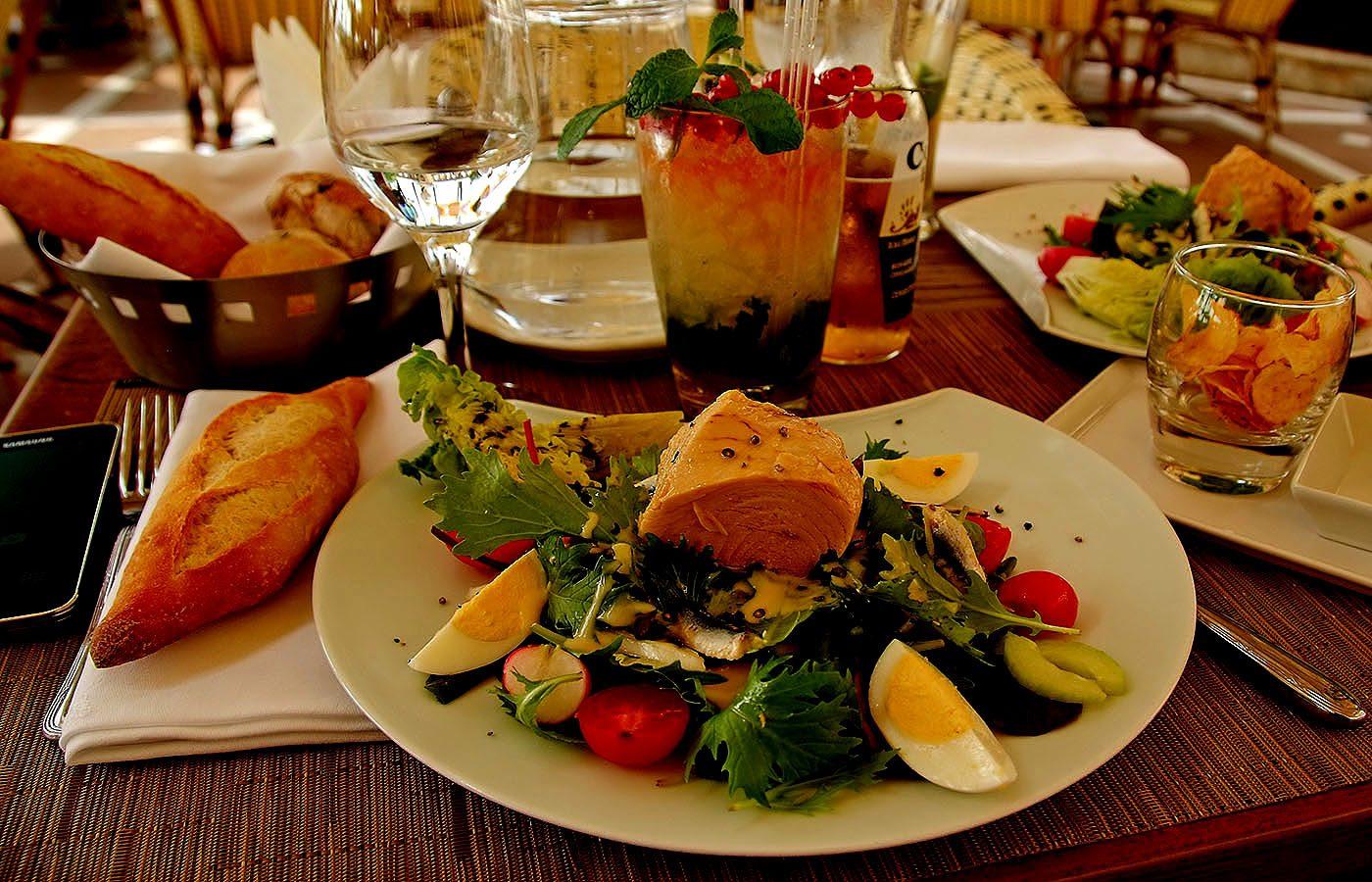 Pconcept Salat Nicoise