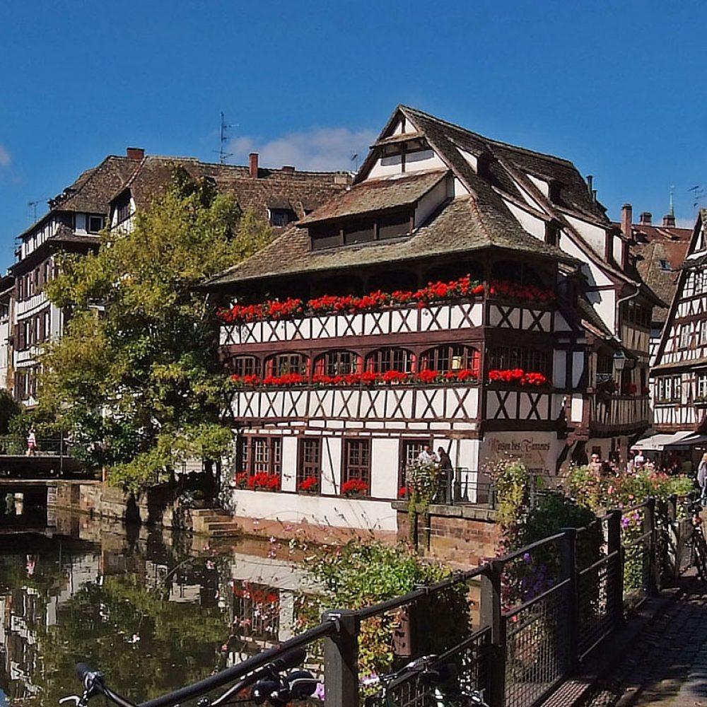 Straßburg 3 x