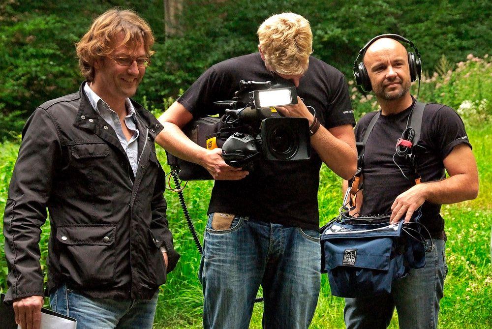 Marketingfachmann Rainer Prüm spielte in einer Serie des Fernsehsenders VOX.
